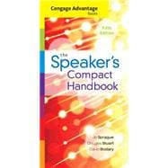 Cengage Advantage Books The Speaker�s Compact Handbook