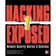 Hacking Exposed 7 Network Security Secrets & Solutions, Seventh Edition
