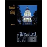 State and Local Government: The Essentials, 5th Edition