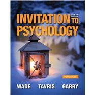 Invitation to Psychology
