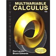 MULTIVARIABLE CALCULUS 10E:
