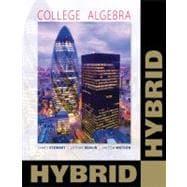 College Algebra, Hybrid (with Enhanced WebAssign with eBook)