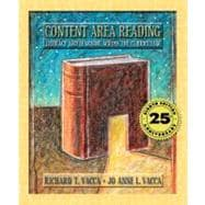 Content Area Reading : Literacy and Learning Across the Curriculum, MyLabSchool Edition