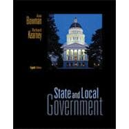 State and Local Government, 8th Edition