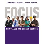 FOCUS on College and Career Success, 1st Edition