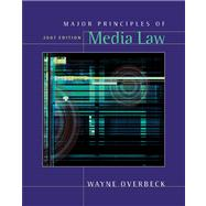 Major Principles of Media Law, 2007
