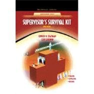 Supervisor's Survival Kit: Your First Step into Management (NetEffect Series)