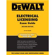 DEWALT Electrical Licensing Exam Guide Updated for the NEC 2008