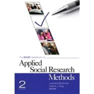The Sage Handbook of Applied Social Research Methods 9781412950312R