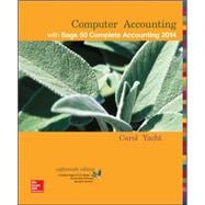 Computer Accounting with Sage 50 Complete Accounting Student CD-ROM