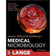 Jawetz Melnick&Adelbergs Medical Microbiology 26/E