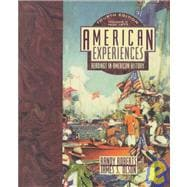 American Experiences Vol. 2 : Reading in American History