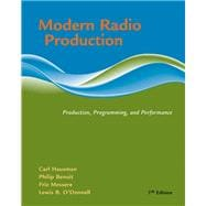 Modern Radio Production Product, Programming, Performance