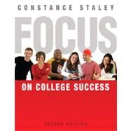 FOCUS on College Success, 2nd Edition