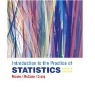 Introduction to the Practice of Statistics w/Student CD