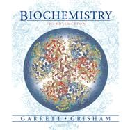 Biochemistry (with BiochemistryNow and InfoTrac)