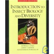 Introduction to Insect Biology and Diversity