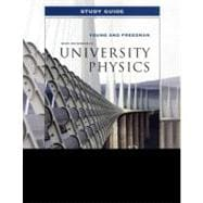 Study Guide University Physics With Modern Physics With Masteringphysics,