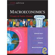 Macroeconomics : Public and Private Choice