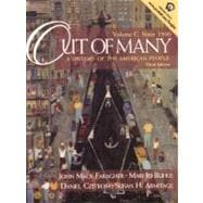 Out of Many: A History of the American People : Since 1900