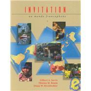 Invitation Essentials: Au Monde Francophone