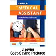 Kinn's the Medical Assistant, Text + Study Guide + Procedure Checklist Manual + ICD-10 Supplement: An Applied Learning Approach