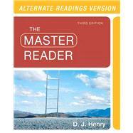 The Master Reader, Alternate Edition