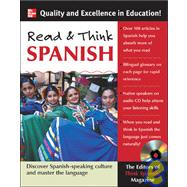 Read and Think Spanish Bk. 1 : Discover the Culture of the Spanish-Speaking World Through Reading