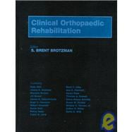Clinical Orthopedic Rehabilitation