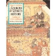 Sources in World History : Readings for World Civilization