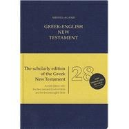 Novum Testamentum Graece: Greek-English New Testament
