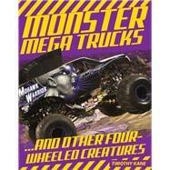 Monster Mega Trucks 9781629370354R