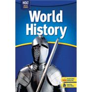 World History, Grades 6-8 Full Survey: Mcdougal Littell Middle School World History