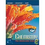Chemistry With Infotrac: The Molecular Science (Book with CD-ROM)