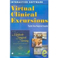 Virtual Clinical Excursions 3. 0 to Accompany Medical-Surgical Nursing
