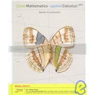 Finite Math and Applied Calculus, Enhanced Review Edition