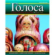 Golosa A Basic Course in Russian, Book One Plus MyRussianLab with Pearson eText -- Access Card Package  (multi-semester access)