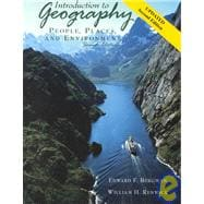 Introduction to Geography: People, Places, and Environment, Updated Edition