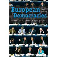 European Democracies- (Value Pack w/MySearchLab)