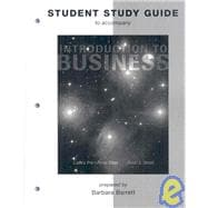 Student Study Guide t/a Introduction to Business