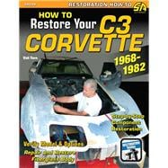 How to Restore Your C3 Corvette 9781613250372R