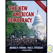 Supplement: New American Democracy Alternate, The - New American Democracy, Alternate, with LP.com V