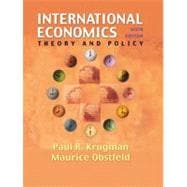International Economics : Theory and Policy