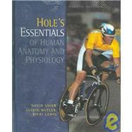 Hole's Essentials of Human Anatomy and Physiology with Essential Study Partner CD-ROMs (Book + 2 CD-ROMs for Windows & Macintosh)