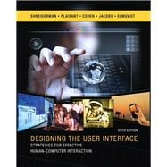 Designing the User Interface Strategies for Effective Human-Computer Interaction