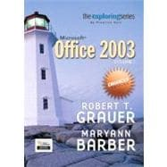 Exploring Microsoft Office 2003 Enhanced Edition- Adhesive
