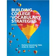 Building College Vocabulary Strategies Value Pack (includes Building Strategies for College Reading: A Text with Thematic Reader  & MyReadingLab Student Access  )