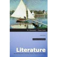 Literature : A Introduction to Fiction, Poetry, Drama, and Writing, Interactive Edition