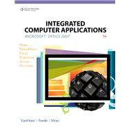 Integrated Computer Applications (with Data CD-ROM)