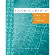 Counseling and Diversity : Counseling Arab Americans